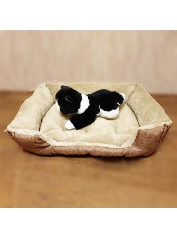 Лежанка для котов/собак 70 см