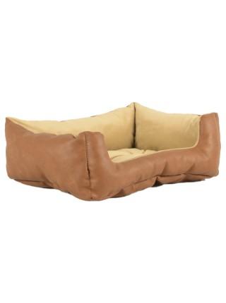 Лежак для домашніх тварин Royal  40х30 рудий
