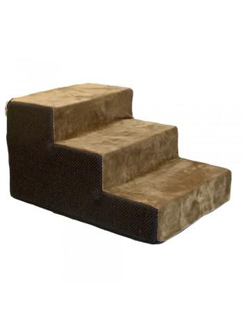 Ступеньки для животных (лесенка) коричневый