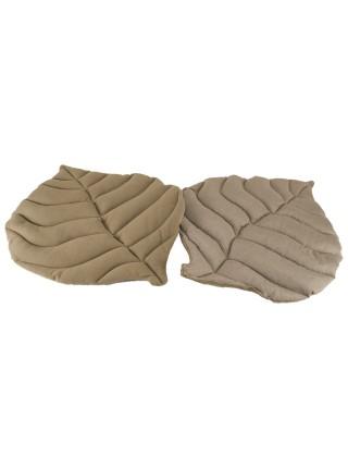 Подушка для домашніх тварин у формі листа