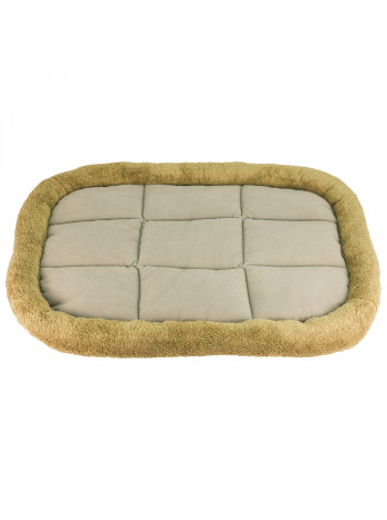 Лежак для домашніх тварин Fx Home прямокутний 96х68 см сірий