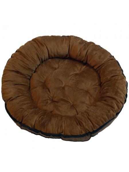 Лежанки для котов и собак 56 см, регулируемая коричневая Fx Home