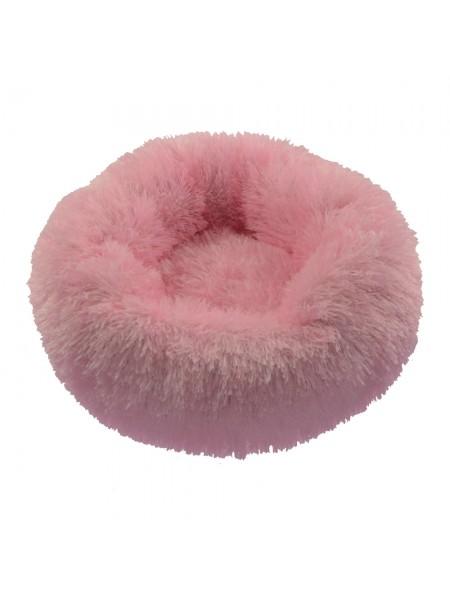 Лежанка для котов/собак 40 см (Розовый) Fx Home