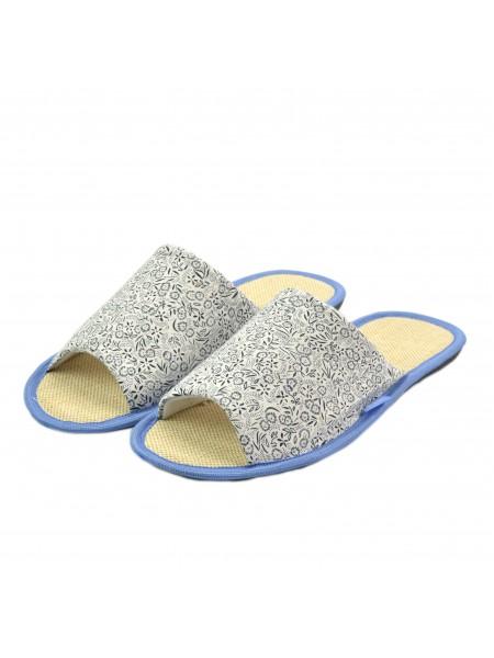 Тапочки FX shoes 11033 blue