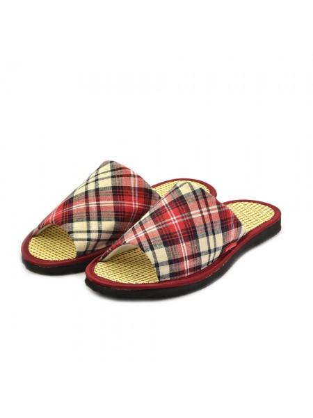 Тапочки FX shoes 11034 red