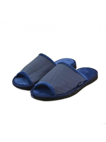 Завітавши в інтернет магазині взуття тм «FX Shoes» можна купити Тапочки кімнатні жіночі FX shoes 11046 blue за доступною ціною. Посетив интернет магазине обуви тм «FX Shoes» можно купить тапочки комнатные женские FX shoes 11046 blue недорого