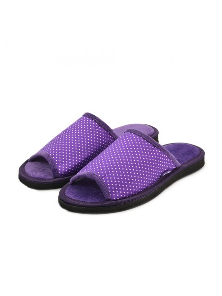 Тапочки FX shoes 11046 violet