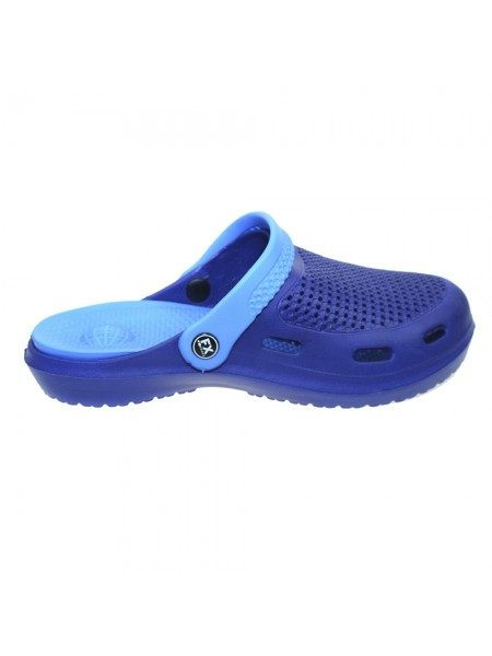 Сабо FX shoes Сине-Голубые