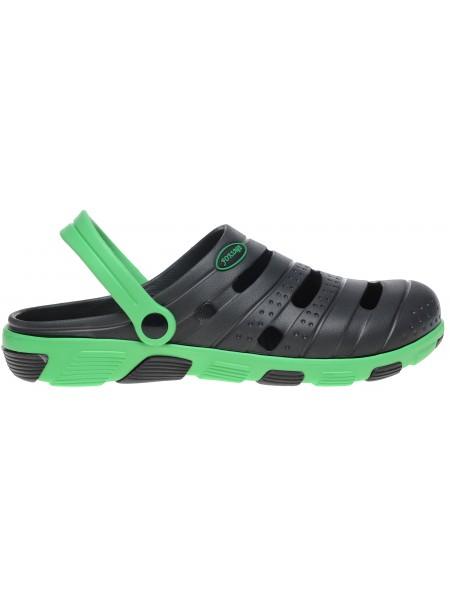 Сабо Форсаж FX shoes т.сірі