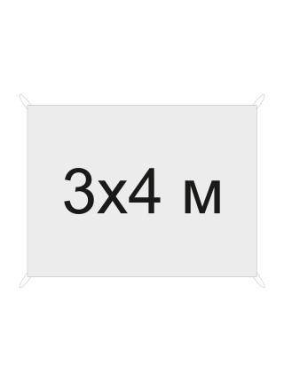 Тент солнцезахистний 3,0х4,0 м.